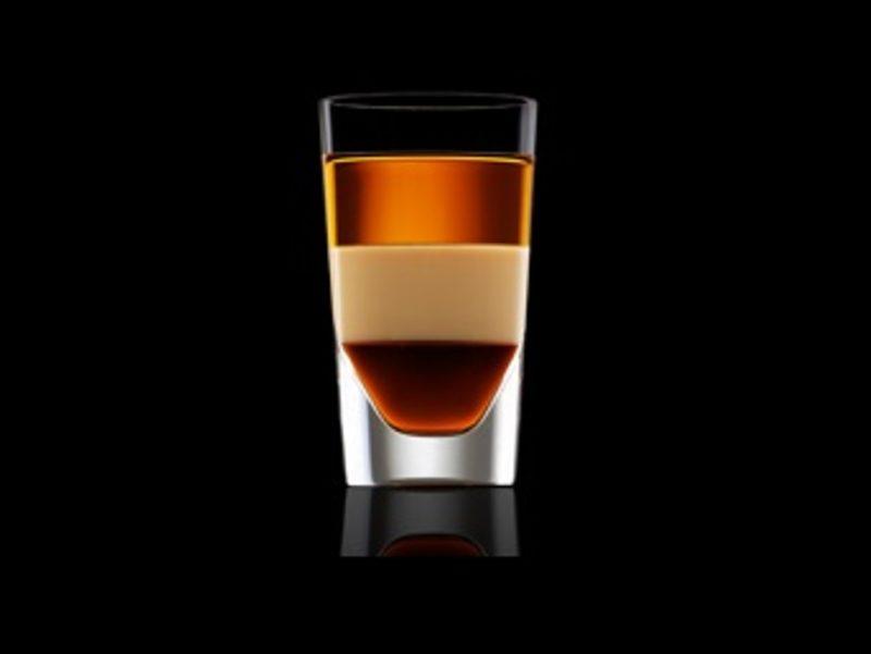 Χειμωνιάτικο Cocktail, B-52