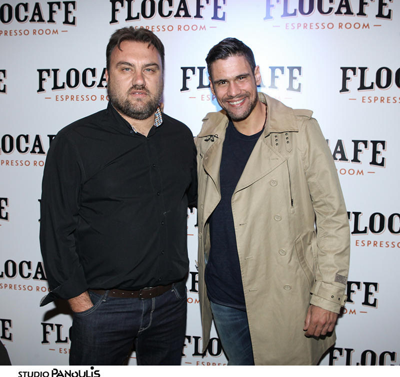 FLOCAFE Espresso Room