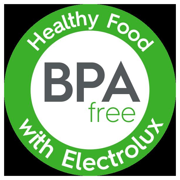 bpa free-electrolux