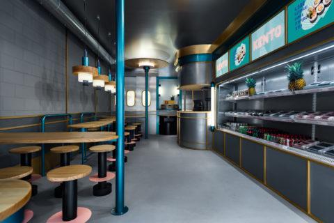 Η Masquespacio σχεδιάζει στην Βαλένθια το Kento Shop