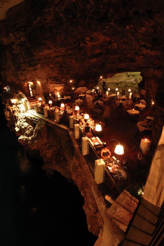 Grotta Palazzese, Italy
