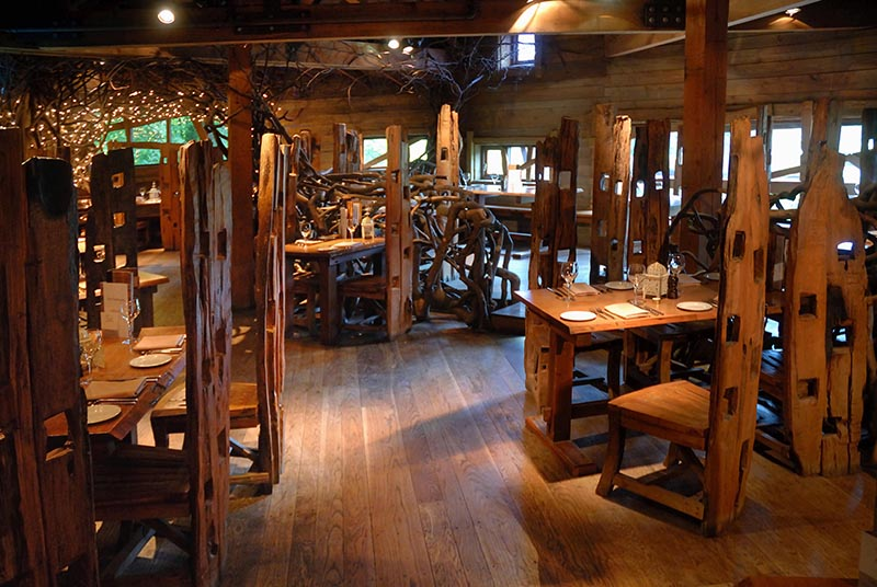 The Treehouse Restaurant