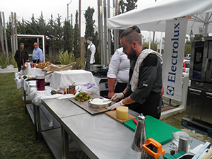 Electrolux Cooking Tour