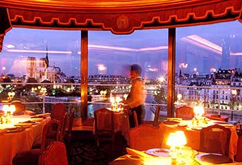 LA TOUR D'ARGENT OF PARIS, FRANCE