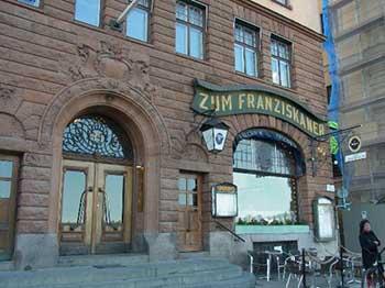 παλαιότερα εστιατόρια της Ευρώπης, ZUM FRANZISKANER IN STOCKHOLM, SWEDEN
