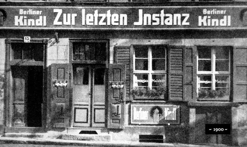 παλαιότερα εστιατόρια της Ευρώπης, ZUR LETZTEN INSTANZ IN BERLIN, GERMANY (2)
