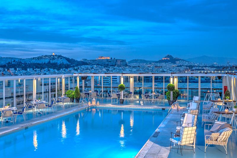 Panorama Restaurant & Pool Bar