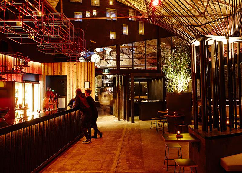 Howler Arts Hub and Bar, HOWLER FRONT BAR _1
