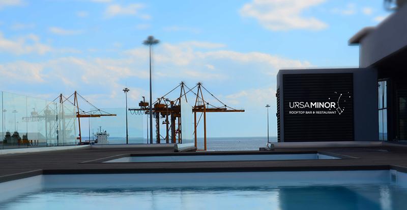 Rooftop Bar & Restaurant URSA MINOR