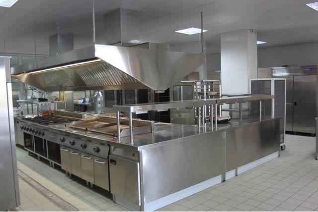 Πώς πρέπει να διαμορφώσετε την κουζίνα του εστιατορίου σας