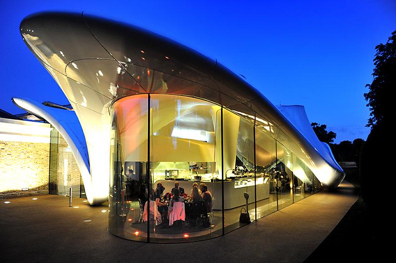 The Magazine Restaurant, London