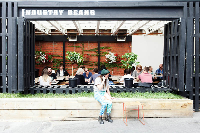 Industry Beans, Melbourne
