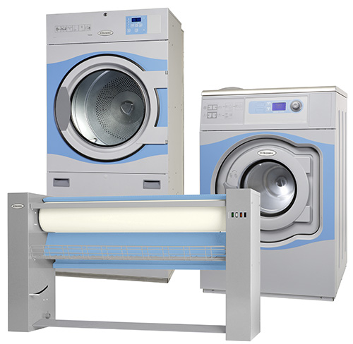 Washer Dryer Ironer