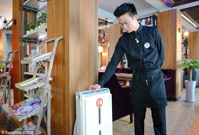 Έρχεται επιδότηση μηχανημάτων καθαρισμού αέρα για την εστίαση
