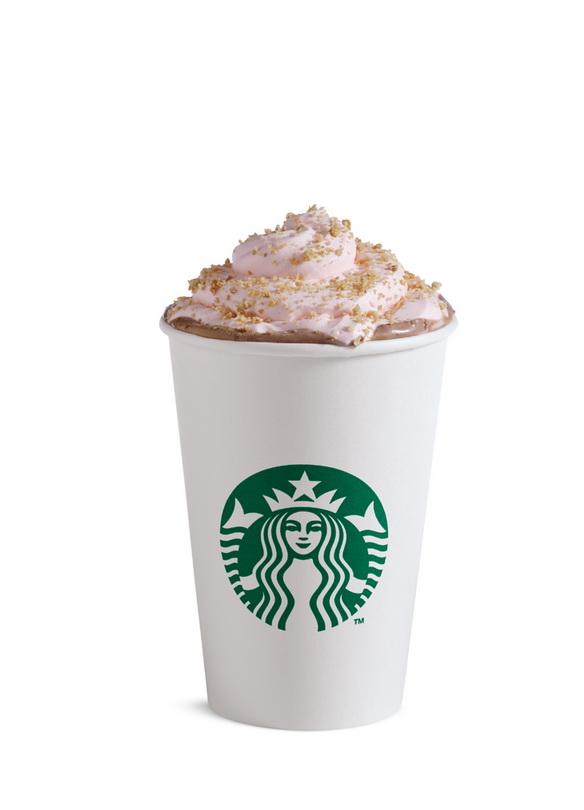 Starbucks Pistachio Rose Mocha_cup