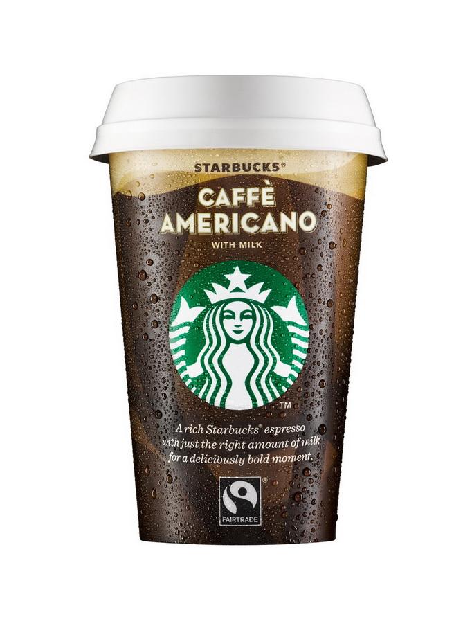 Starbucks Chilled Caffè Americano