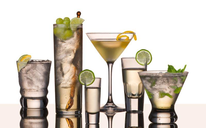 Συνταγές για Cocktails με Τσίπουρο