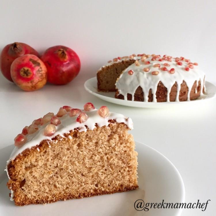 6 Πρωτότυπες συνταγές για κέικ από τη GREEK MAMA CHEF