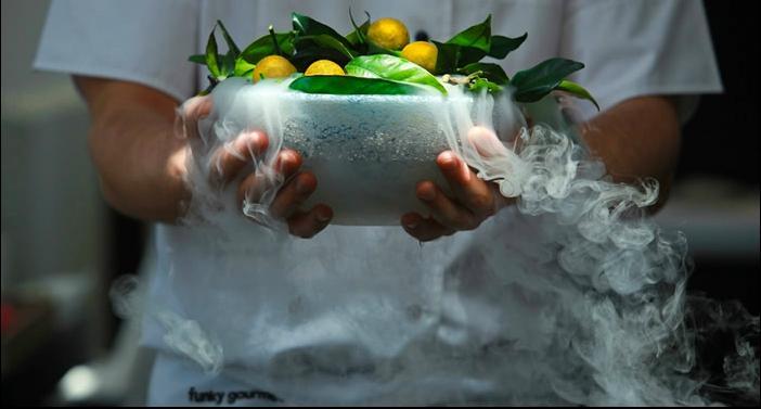 Η Ιονική Ξενοδοχειακαί Επιχειρήσεις Α.Ε. ανακοινώνει τη συνεργασία με το Funky Gourmet, στο Hilton Αθηνών