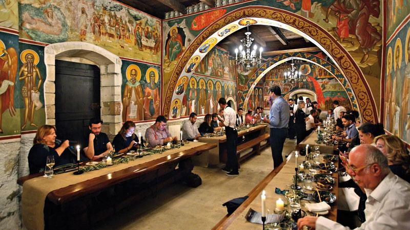 Γιατί η μοναστηριακή κουζίνα μας εμπνέει