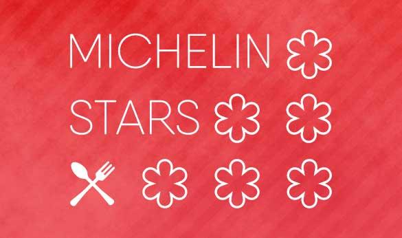 5 εστιατόρια με αστέρια Michelin στην Ελλάδα