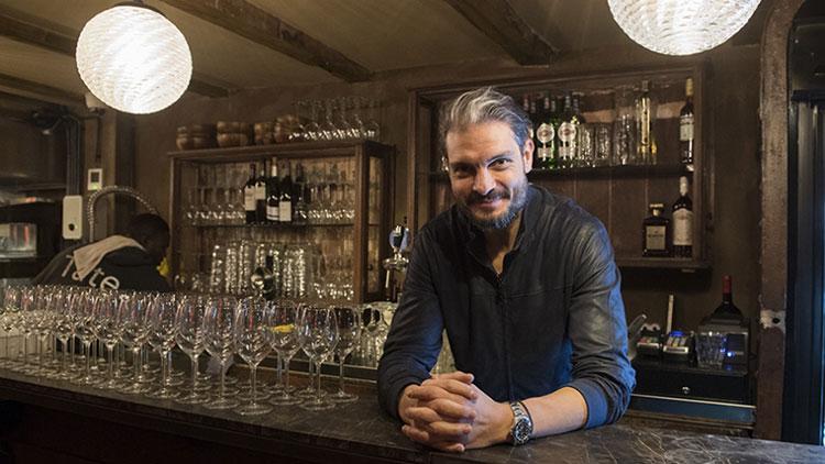 Εστιατόριο στο Άμστερνταμ άνοιξε ο Χαριστέας