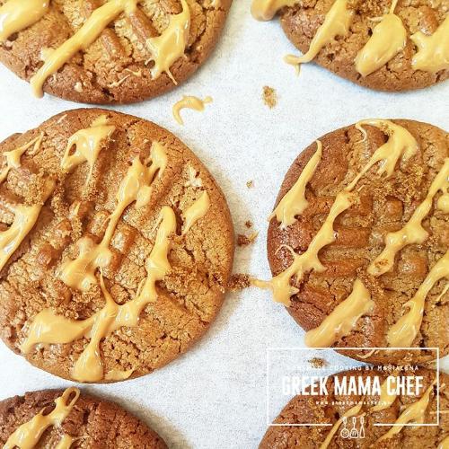 Συνταγή: Μπισκότα με Φυστικοβούτυρο