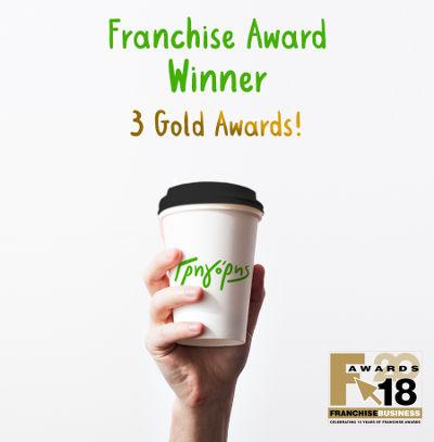 3 βραβεία για τον Γρηγόρη στα Franchise Awards