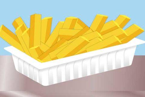 Αλλάζουν όλα στις τηγανητές πατάτες -και όχι μόνο- σε εστιατόρια και fast food