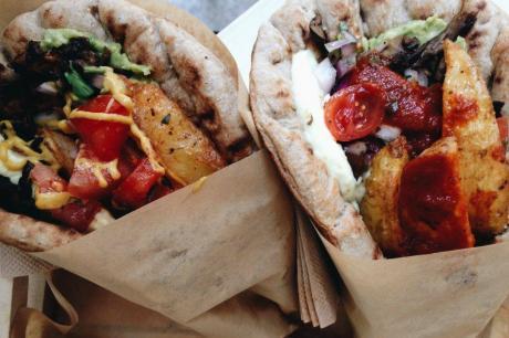 Άνοιξε το πρώτο vegan σουβλατζίδικο στην Ελλάδα