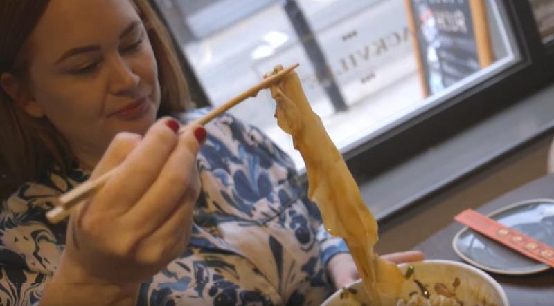 Τα πιο μακριά noodles στον κόσμο σερβίρονται στο Λονδίνο!