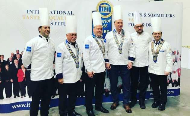 Συμμετοχή της Λέσχης Αρχιμαγείρων Ελλάδος στο διεθνή θεσμό γευσιγνωσίας ITQI