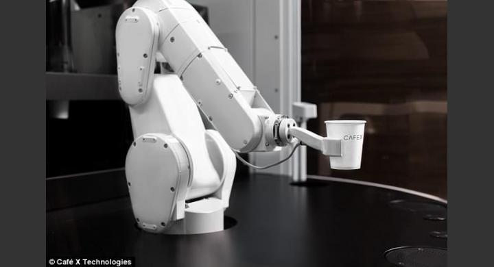 Θα μας σερβίρουν καφέ χωρίς να περιμένουμε πλέον σε ουρές!