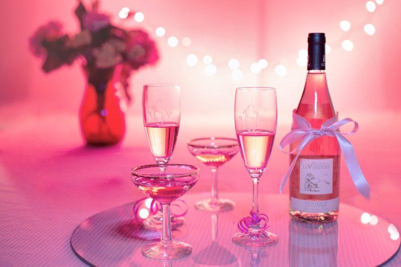 Ωδή στο ροζ: Το Rosé βασική τάση του 2018!