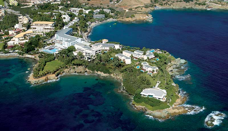 Το ξενοδοχείο OUT OF THE BLUE, Capsis Elite Resort  λανσάρει το νέο του Κοσέρ εστιατόριο Apleton!