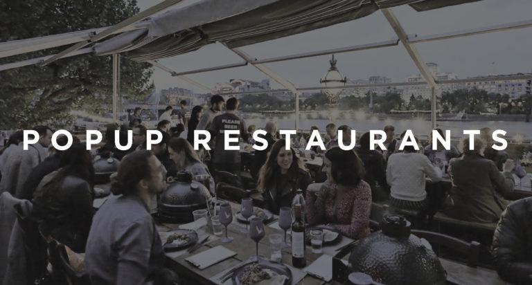 7 βήματα για το άνοιγμα ενός Pop-Up Restaurant