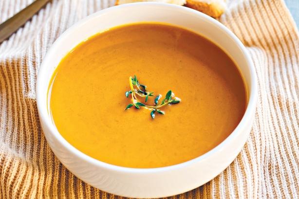 Κολοκυθόσουπα: η συνταγή του φθινοπώρου