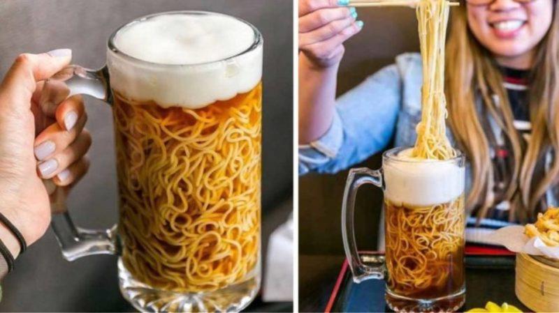 μπύρα ή noodles