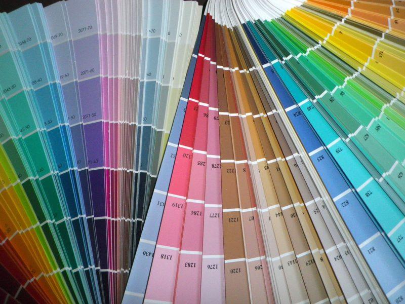 Πώς να επιλέξετε το καλύτερο χρώμα για ένα εστιατόριο