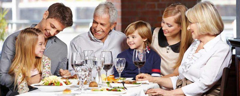 Design για οικογενειακά εστιατόρια