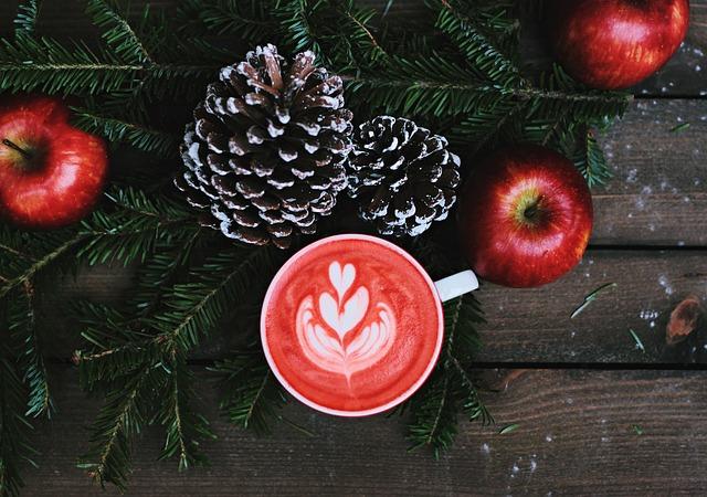 Καφές και χριστουγεννιάτικη παράδοση