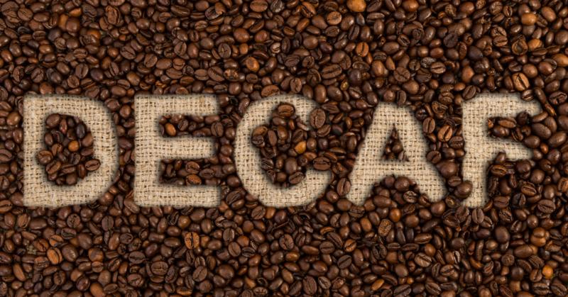 Πώς παράγεται ο καφές «ντεκαφεϊνέ»;