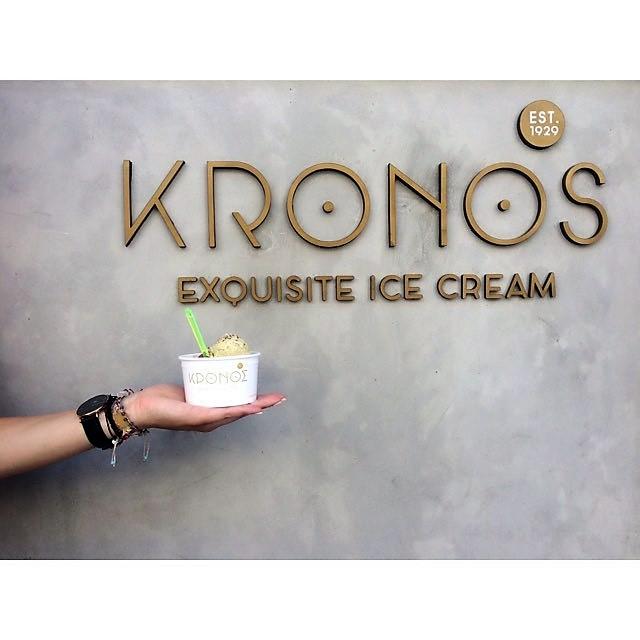 Kronos Exquisite Ice-cream