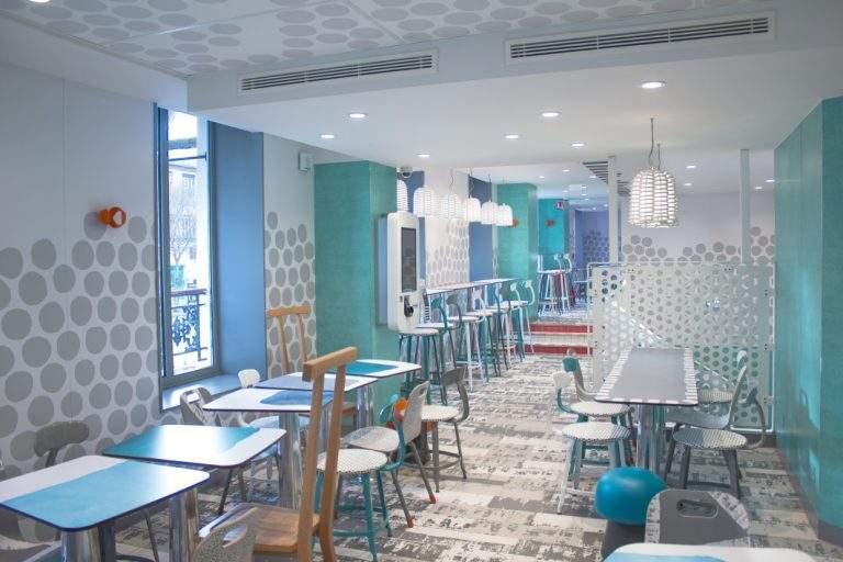 7 νέα εστιατόρια στη Γαλλία με νέα αισθητική