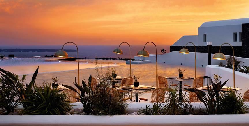Βραβείο Ελληνικής Κουζίνας για το Εστιατόριο ALIOS ILIOS του SANTO MARIS OIA LUXURY SUITES & SPA