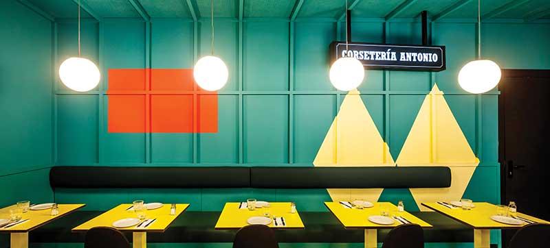 ΕΣΤΙΑΤΟΡΙΟ ΚΙΝΗΜΑΤΟΓΡΑΦΙΚΟ: Ο πολύχρωμος κινηματογραφικός κόσμος του Almodovar έγινε εστιατόριο