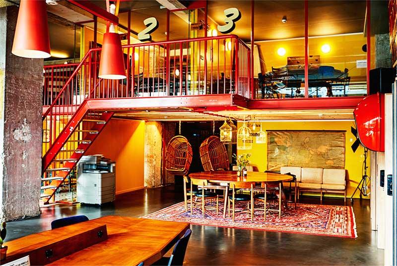DESIGN με ΧΡΩΜΑ: Πολύχρωμα Εστιατόρια και Μπαρ Ξενοδοχείων Vol2