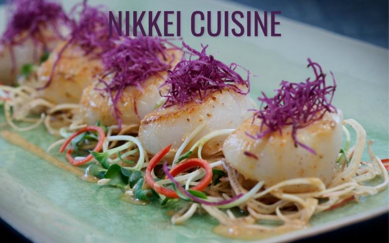 Σεμινάριο: Κουζίνα Nikkei
