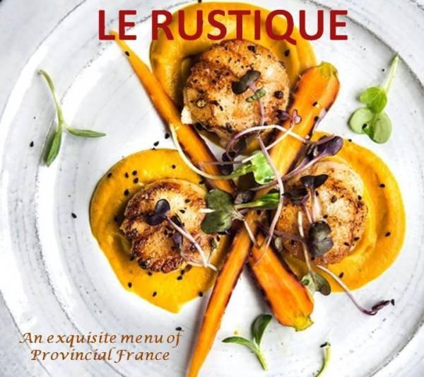 Σεμινάριο: Le Rustique