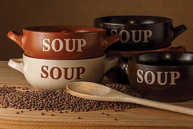 Πώς να δημιουργήσετε την δική σας signature σούπα!